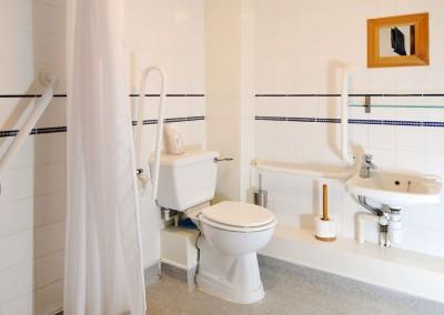 Spindle Cottage Bathroom