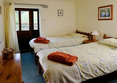 Spindle Cottage Bedroom