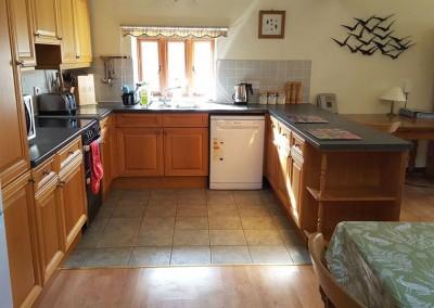 Spindle Cottage Kitchen