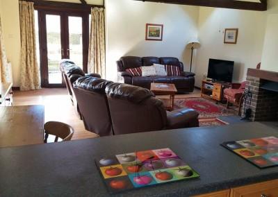 Spindle Cottage Lounge