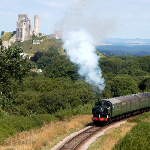 Visit our local Dorset attractions - Swanage Railway