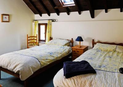 Granary Cottage Bedroom