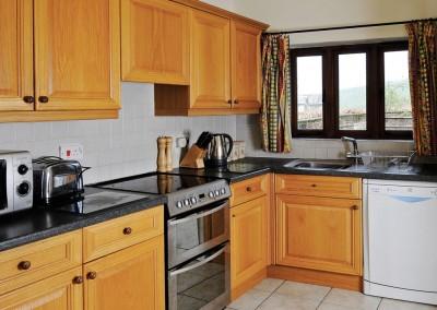 Granary Cottage Kitchen