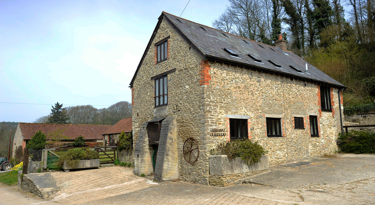 Granary Cottage at Gorwell Farm Holiday Cottages in Dorset