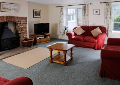 Greymare Cottage Lounge
