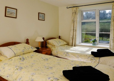 Greymare Cottage Bedroom