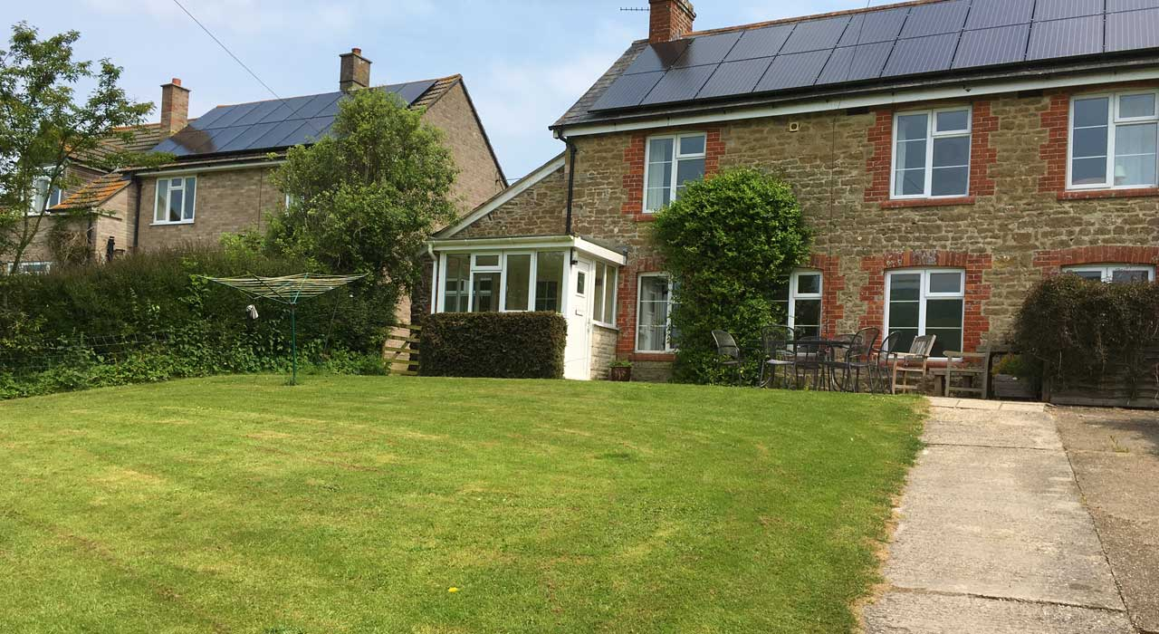 Sundial Cottage at Gorwell Farm Holiday Cottages in Dorset