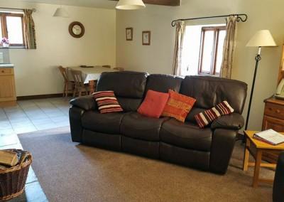 Bride Cottage Lounge