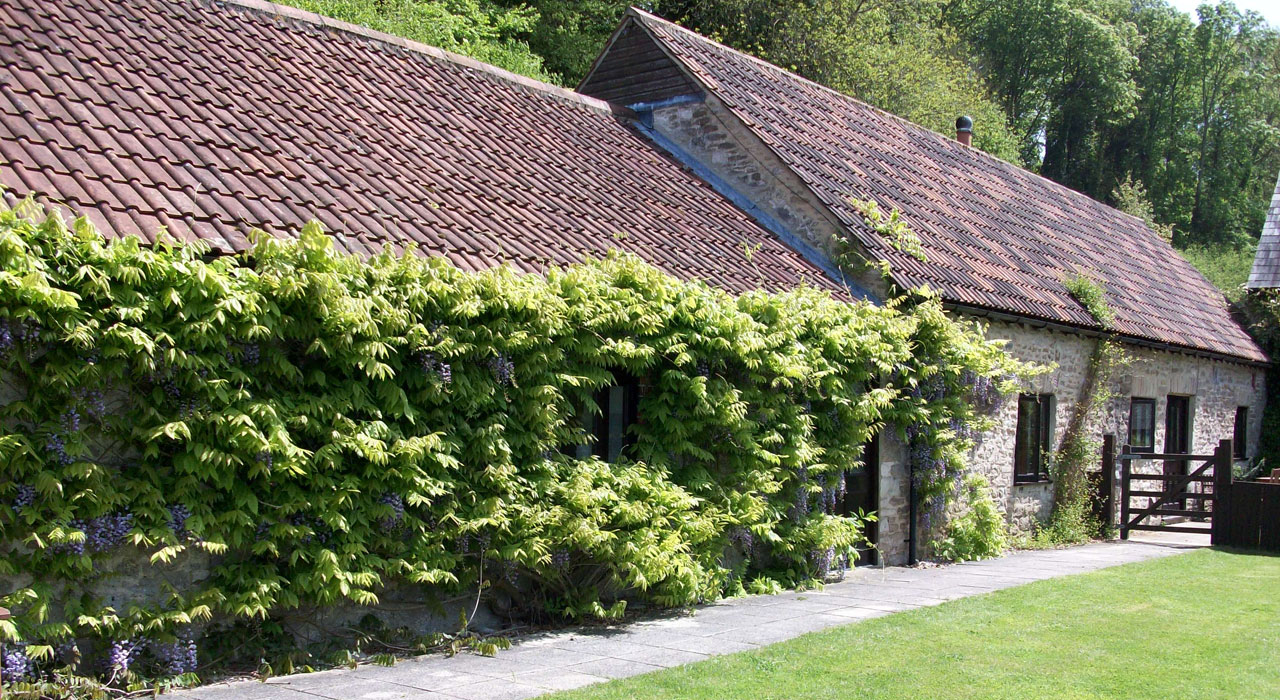 Spindle Cottage at Gorwell Farm Holiday Cottages in Dorset