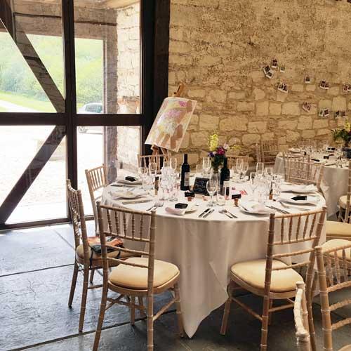 Your Wedding at The Barn at Gorwell Farm - wedding venue