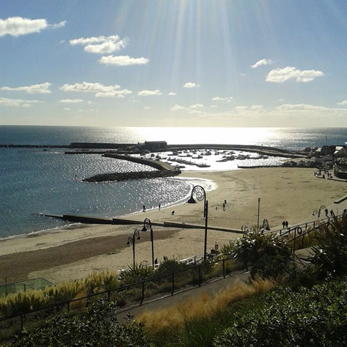 Ten good reasons to visit and enjoy Dorset - beautiful beaches