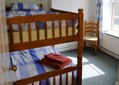 Greymare Cottage Bedroom