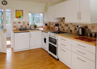 Greymare Cottage Kitchen