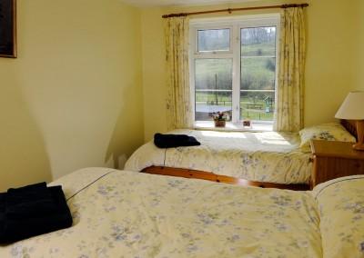 Sundial Cottage Bedroom