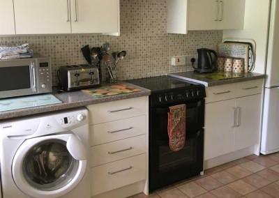 Sundial Cottage Kitchen