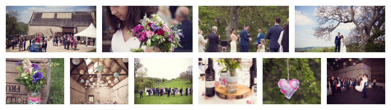 Your Wedding at The Barn at Gorwell Farm