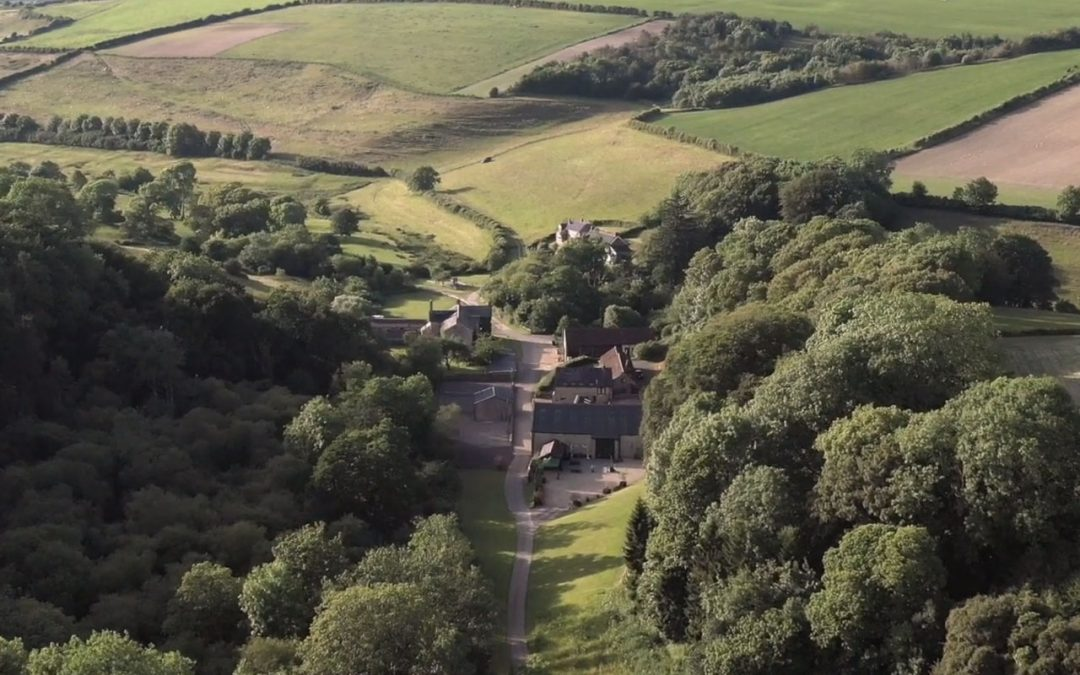 Our new Gorwell Farm Holidays Video